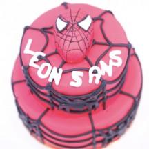 Gâteau Pièce montée Spiderman 15 pers